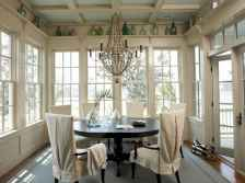 35 Best Farmhouse Sunroom Decor Ideas and Remodel (6)