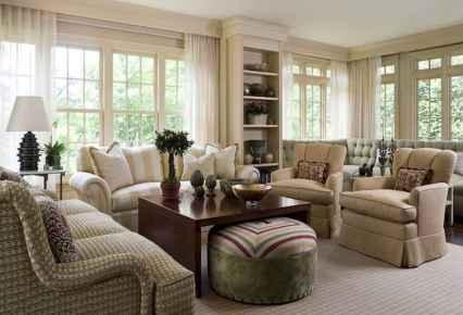 35 Chalet Living Room Decor Ideas (1)