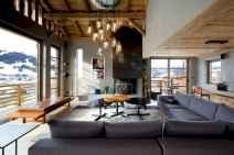 35 Chalet Living Room Decor Ideas (16)
