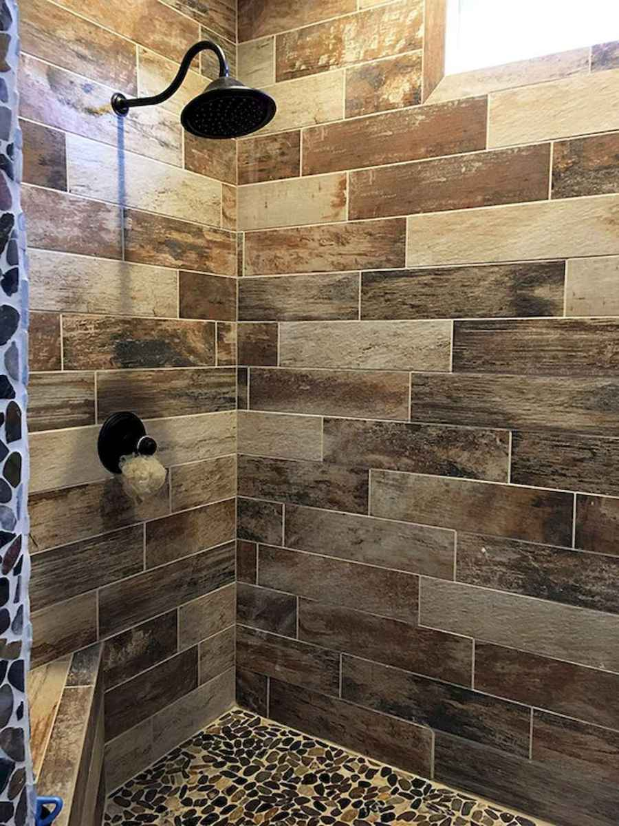 40 Beautiful Bathroom Shower Tile Design Ideas and Makeover (15)