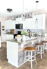 45 Modern Farmhouse Kitchen Cabinets Decor Ideas and Makeover (1)