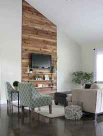 50 Best Rustic Apartment Living Room Decor Ideas and Makeover (25)