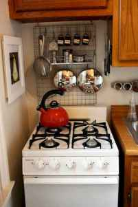 50 Cool Apartment Kitchen Rental Decor Ideas and Makeover (13)