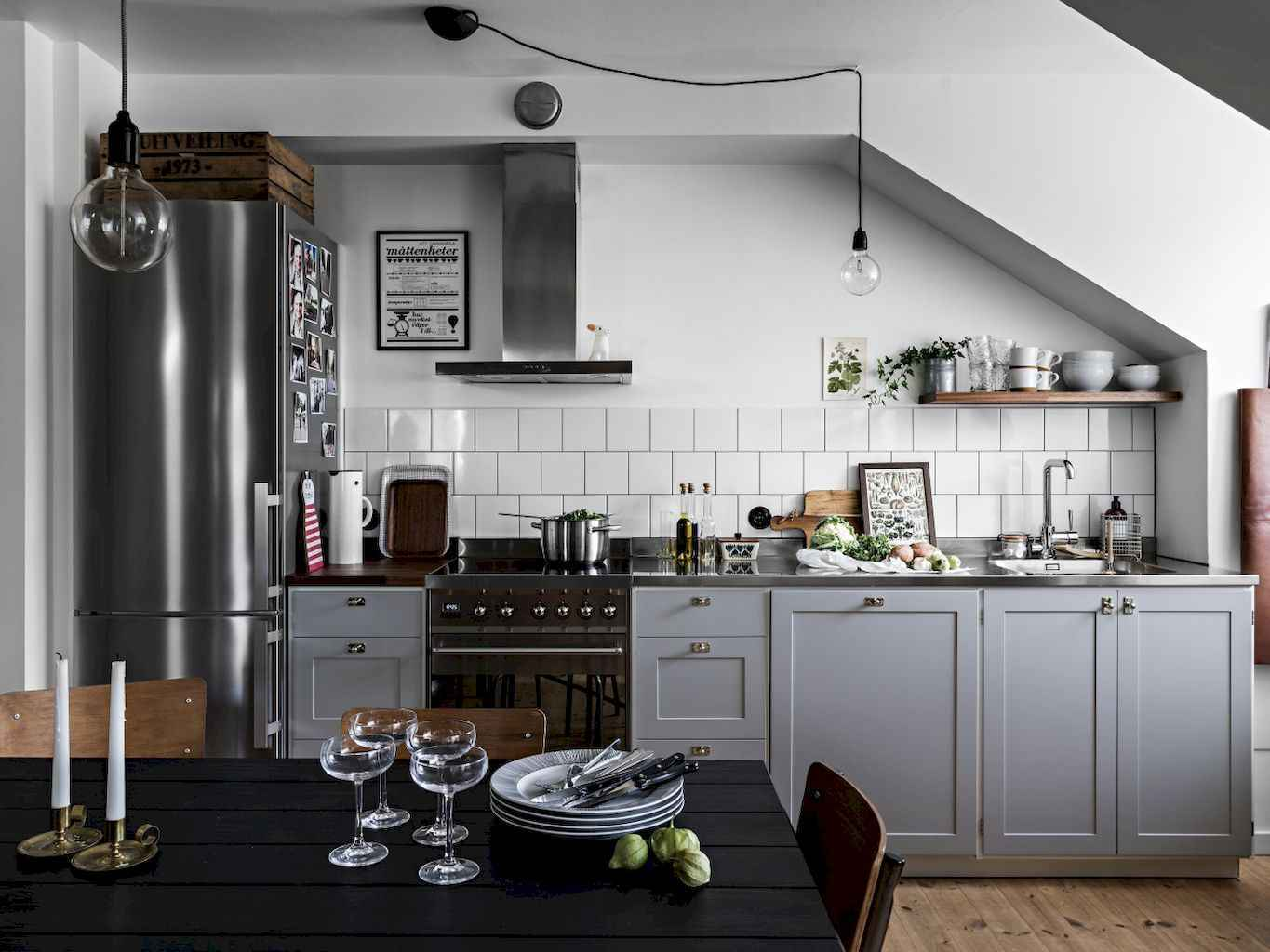 50 Cool Apartment Kitchen Rental Decor Ideas And Makeover