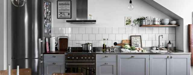 50 Cool Apartment Kitchen Rental Decor Ideas and Makeover (15)