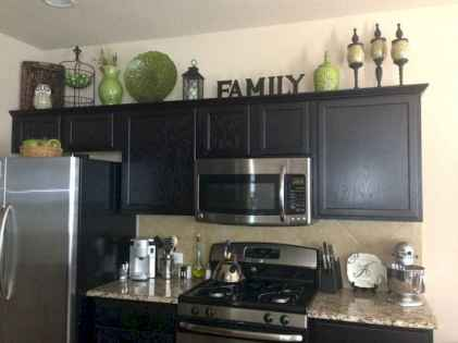 50 Cool Apartment Kitchen Rental Decor Ideas and Makeover (17)