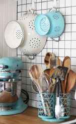 50 Cool Apartment Kitchen Rental Decor Ideas and Makeover (36)