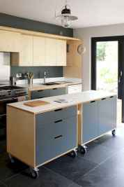 50 Cool Apartment Kitchen Rental Decor Ideas and Makeover (38)