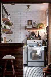 50 Cool Apartment Kitchen Rental Decor Ideas and Makeover (39)