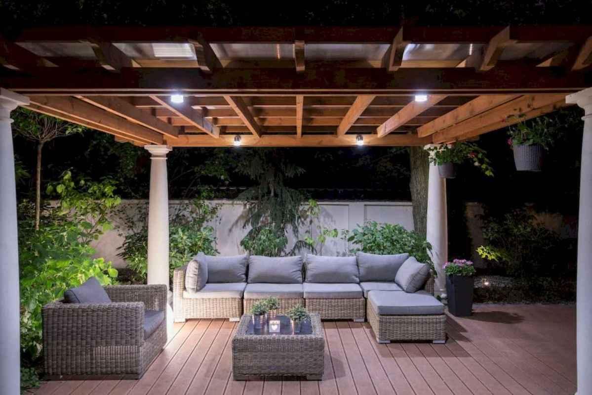 55 Beautiful Backyard Lighting Decor Ideas and Remodel (28)