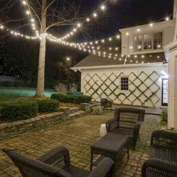 55 Beautiful Backyard Lighting Decor Ideas and Remodel (47)