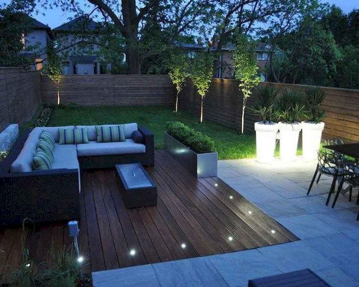 55 Beautiful Backyard Lighting Decor Ideas and Remodel (5)