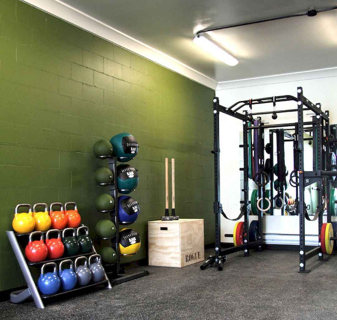 60 cool home gym ideas decoration on a budget for small room 22
