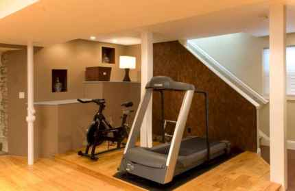 60 Cool Home Gym Ideas Decoration on a Budget for Small Room (25)