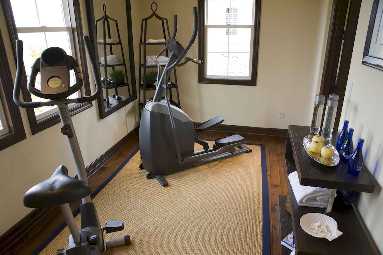 Cool home gym ideas decoration on a budget for small room