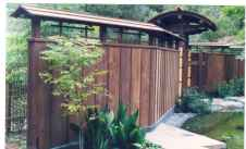 70 Gorgeous Backyard Privacy Fence Decor Ideas on A Budget (63)