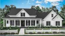 90 Awesome Modern Farmhouse Plans Design Ideas and Remodel (37)