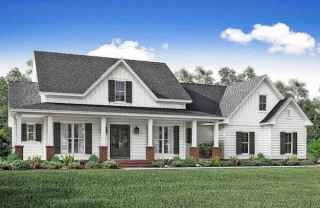 90 Awesome Modern Farmhouse Plans Design Ideas and Remodel (40)