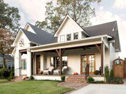 90 Awesome Modern Farmhouse Plans Design Ideas and Remodel (45)