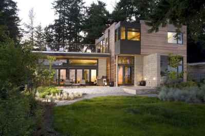 90 Awesome Modern Farmhouse Plans Design Ideas and Remodel (62)