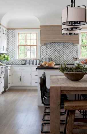 100 Stunning Kitchen Backsplash Decorating Ideas and Remodel (79)