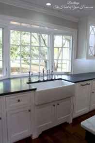 70 Pretty Kitchen Sink Decor Ideas and Remodel (29)