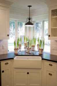 70 Pretty Kitchen Sink Decor Ideas and Remodel (30)