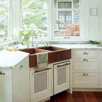 70 Pretty Kitchen Sink Decor Ideas and Remodel (4)