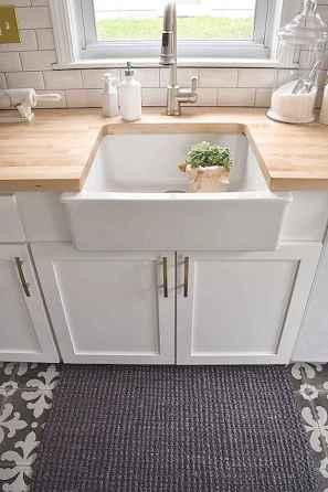 70 Pretty Kitchen Sink Decor Ideas and Remodel (48)