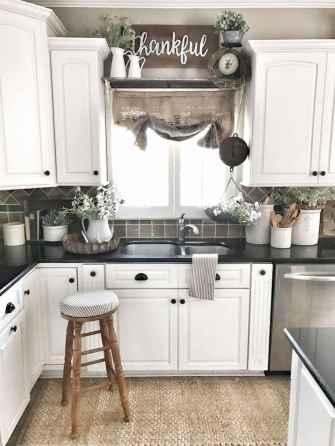 70 Pretty Kitchen Sink Decor Ideas and Remodel (49)
