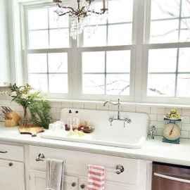 70 Pretty Kitchen Sink Decor Ideas and Remodel (5)