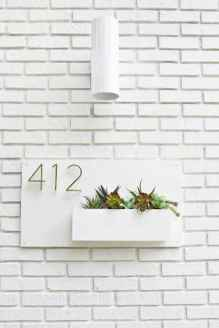 Best 90 Number Sign Home Design Ideas on A Budget (46)