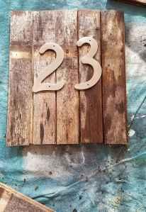 Best 90 Number Sign Home Design Ideas on A Budget (48)