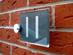 Best 90 Number Sign Home Design Ideas on A Budget (7)
