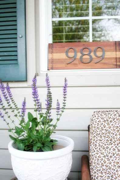 Best 90 Number Sign Home Design Ideas on A Budget (76)