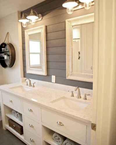 120 Modern Farmhouse Bathroom Design Ideas And Remodel (39)