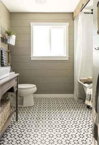 120 Modern Farmhouse Bathroom Design Ideas And Remodel (74)