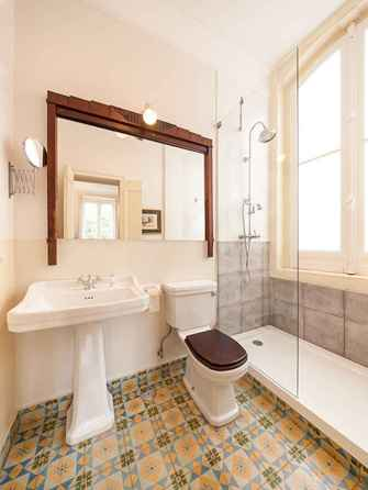 120 Modern Farmhouse Bathroom Design Ideas And Remodel (83)