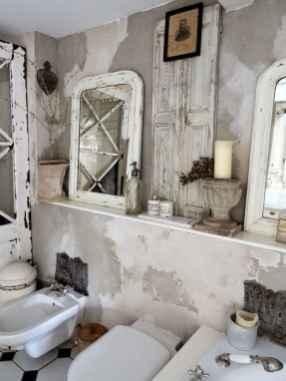 150 Amazing Small Farmhouse Bathroom Decor Ideas And Remoddel (134)