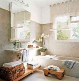 150 Amazing Small Farmhouse Bathroom Decor Ideas And Remoddel (135)