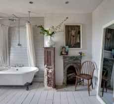 150 Amazing Small Farmhouse Bathroom Decor Ideas And Remoddel (139)