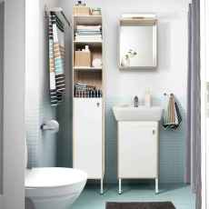 150 Amazing Small Farmhouse Bathroom Decor Ideas And Remoddel (140)