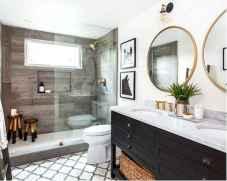 150 Amazing Small Farmhouse Bathroom Decor Ideas And Remoddel (33)