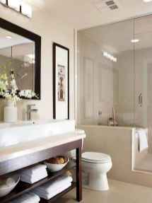 150 Amazing Small Farmhouse Bathroom Decor Ideas And Remoddel (48)