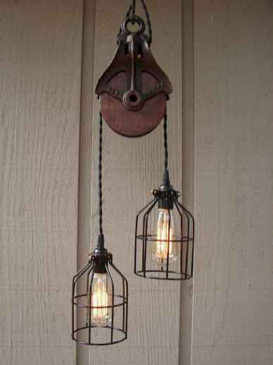 40 Lighting For Farmhouse Bedroom Decor Ideas And Design (11)
