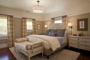 40 Lighting For Farmhouse Bedroom Decor Ideas And Design (20)