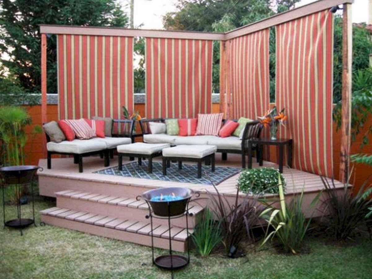 50 Awesome Summer Backyard Decor Ideas Make Your Summer Beautiful (23)