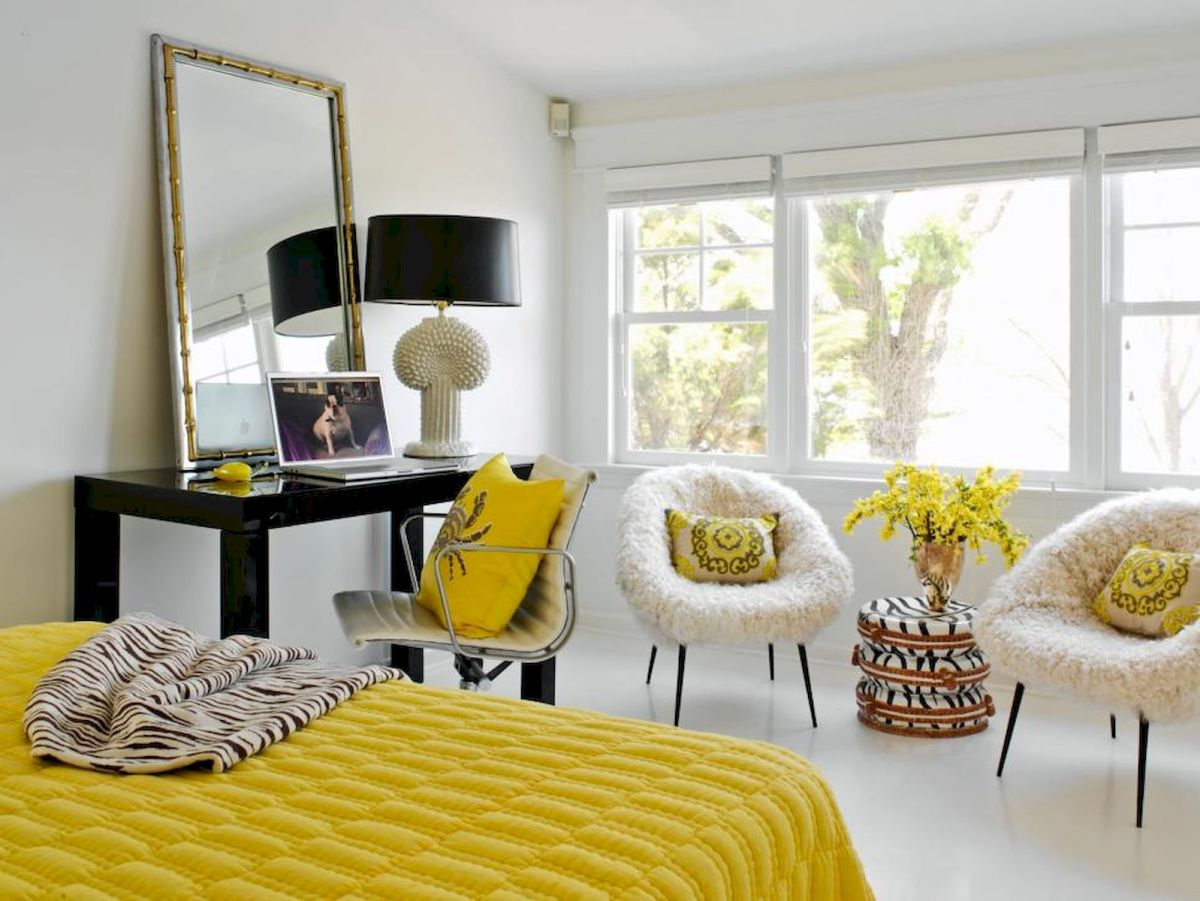50 Beautiful Summer Apartment Decor Ideas And Makeover (1)