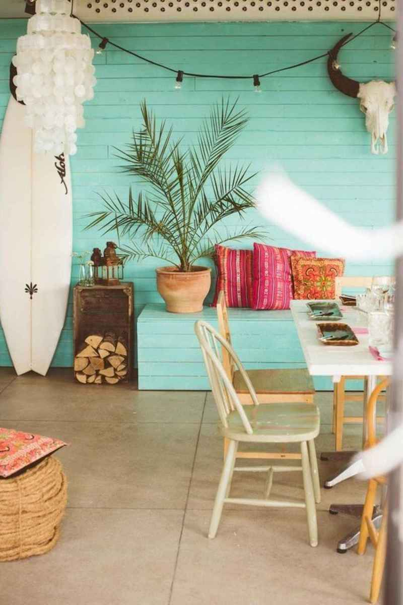 50 Beautiful Summer Apartment Decor Ideas And Makeover (30)