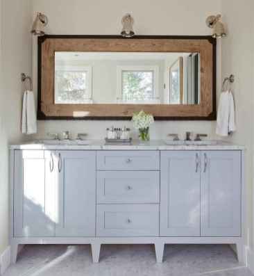 50 Lighting For Farmhouse Bathroom Ideas Decorating And Remodel (23)